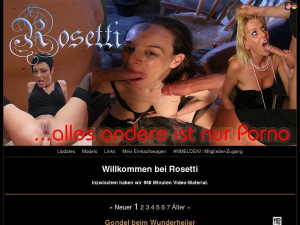 Account Rosetti