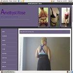 Amethystrose360.modelcentro.com Cuentas Gratis