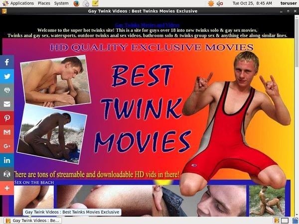 Best Twink Movies Password Details