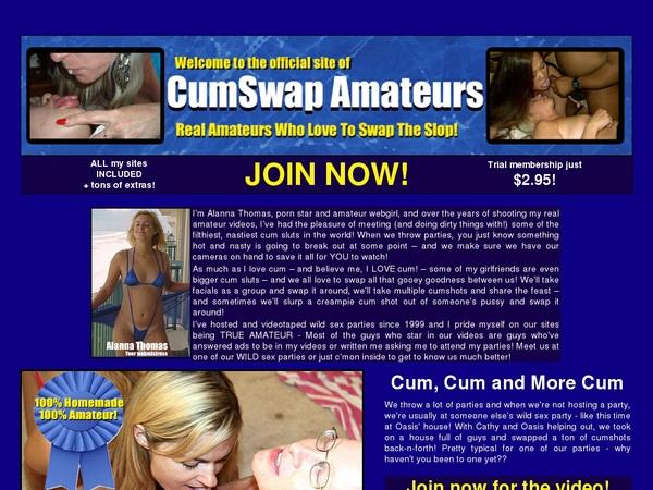 Cumswapamateurs Discount