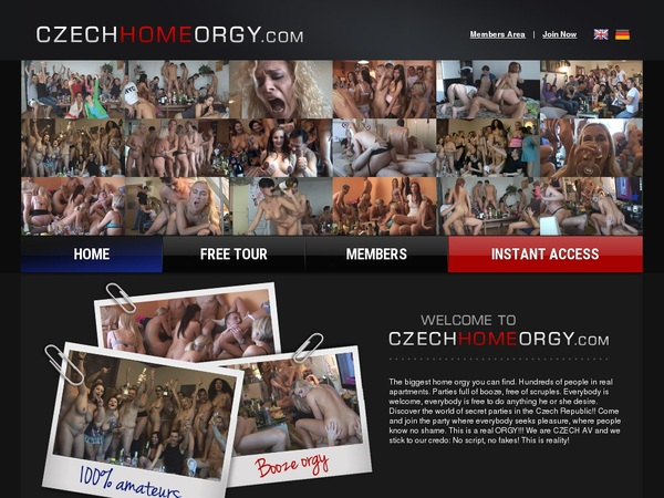 Czechhomeorgy.com Women