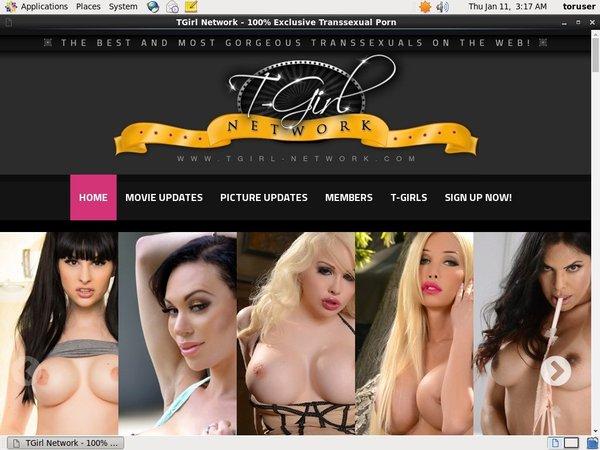 Get T Girl Network Password