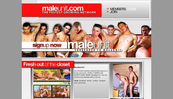 Maleunit.com New Videos