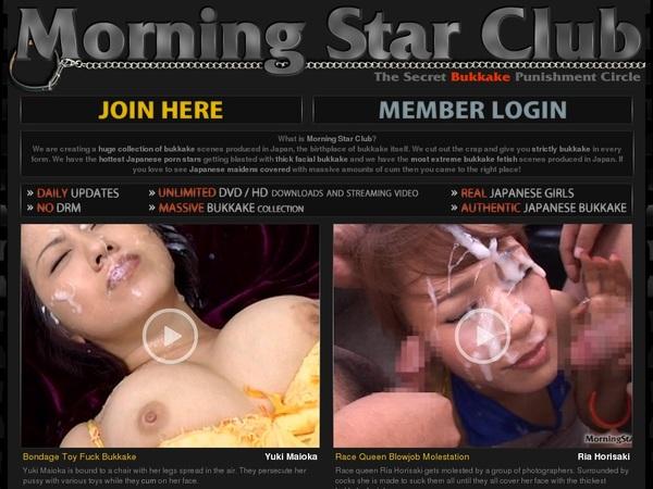Morningstarclub.com Sale Price