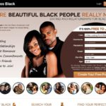 Mr And Miss Black Mobile With Bank Pay