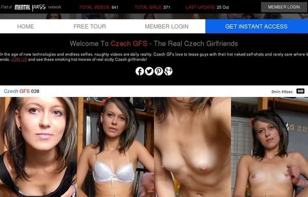 New Czechgfs.com
