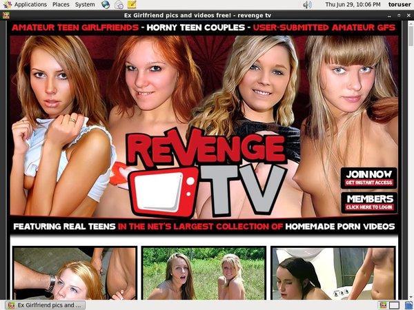 Revenge TV Gratis
