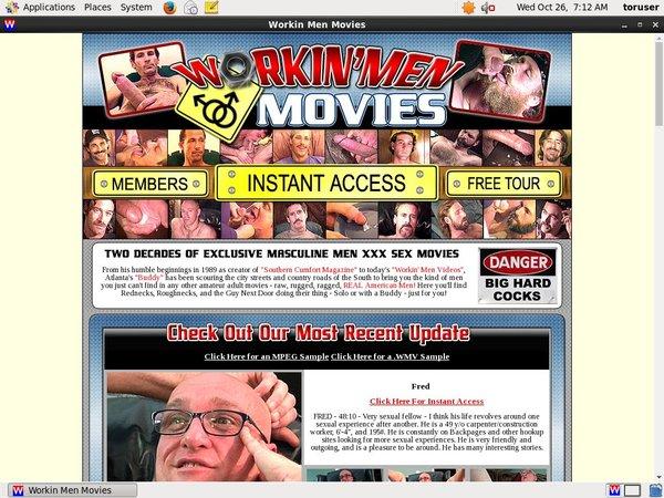 Workin Men Movies 帐号