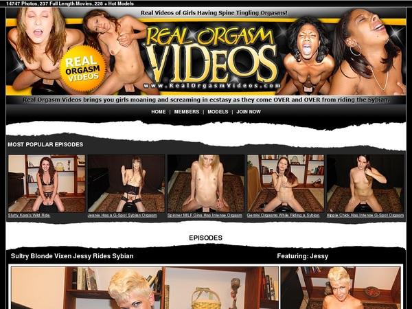 Realorgasmvideos With Sliiing