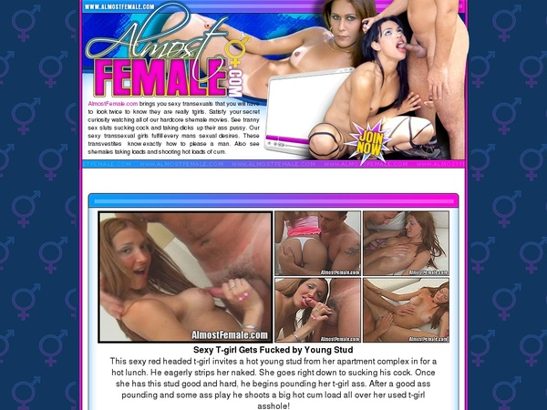 Almostfemale Dvd