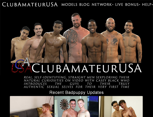 Club Amateur USA Join By Text Message