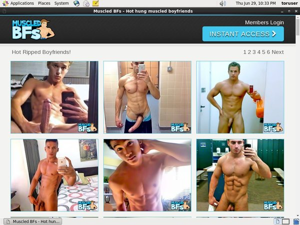 Account For Muscled BFs
