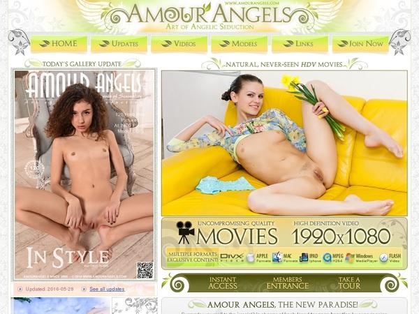Amourangels Sign Up