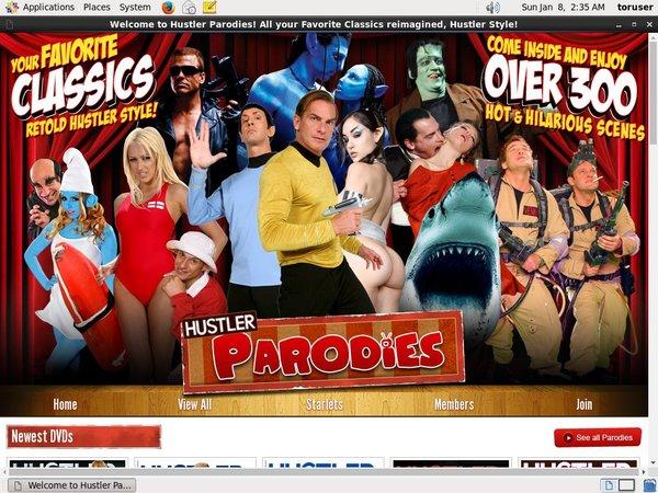 Hustlerparodies.com Trial