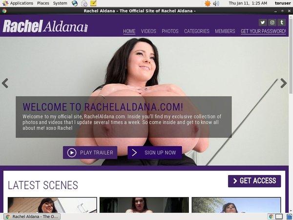 Rachel Aldana Full Episodes