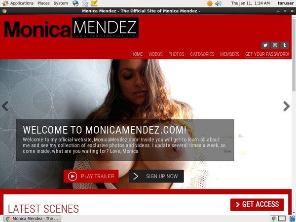 Monica Mendez Pics